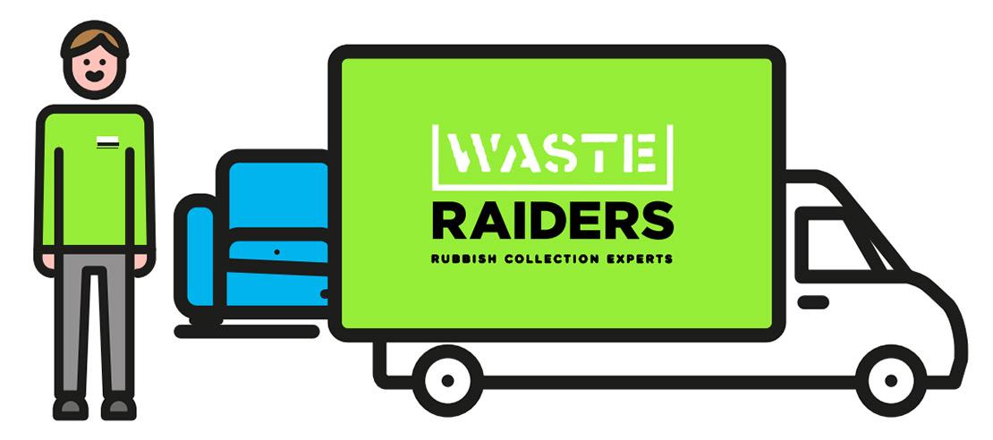 Rubbish Clearance Norwich Waste Raiders